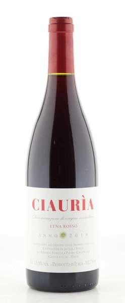 Pietro Caciorgna Ciauria Etna Rosso