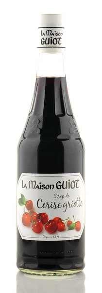 La Maison Guiot Sirup Sauerkirsche 700ml