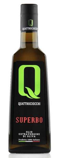 Quattrociocchi Superbo Olivenöl extra vergine 0,5L