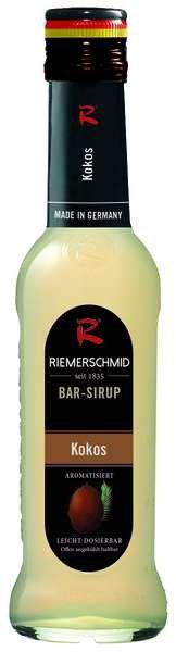 Riemerschmid Bar-Sirup Kokos 0,25L
