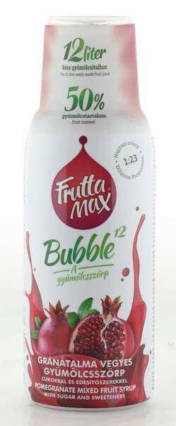 Frutta Max Bubble Granatapfel Sirup