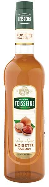 Bar Sirup Haselnuss - Teisseire Special Barman - 700ml