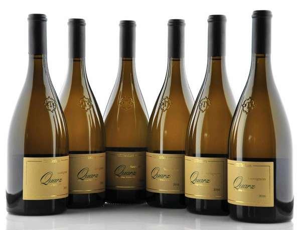 "6 X Terlan ""Quarz"" Sauvignon Blanc DOC 2017 0,75L"