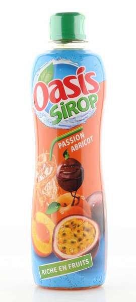 Oasis Sirup Passionsfrucht Aprikose 750ml