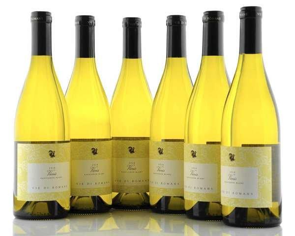 "6 X Vie di Romans Sauvignon Blanc ""Vieris"""