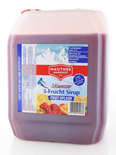 Mautner Markhof Sirup Skiwasser 5L