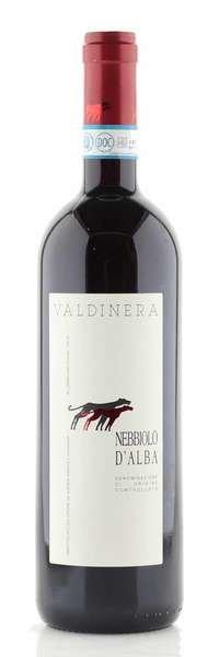 Valdinera Nebbiolo d'Alba DOC 2016 0,75L