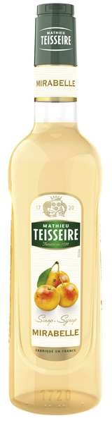 Bar Sirup Mirabelle - Teisseire Special Barman - 700ml