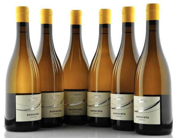 "6 X Kellerei Andrian ""somereto"" Chardonnay"