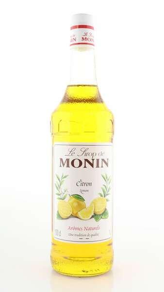 Monin Sirup Zitrone