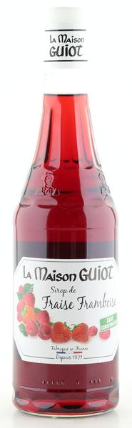 La Maison Guiot Sirup Erdbeer-Himbeer 700ml