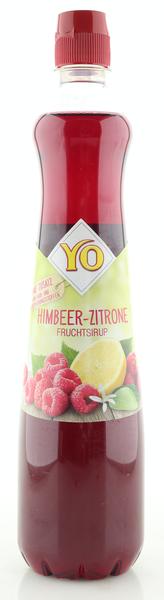 YO Sirup Himbeer-Zitrone