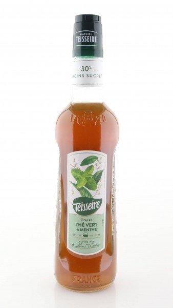 Teisseire Sirup grüner Tee + Minze