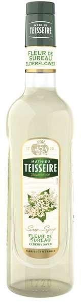 Bar Sirup Holunderblüte - Teisseire Special Barman - 700ml