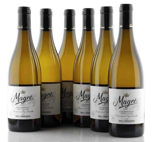 "6 X Nals Margreid ""Magred"" Chardonnay"