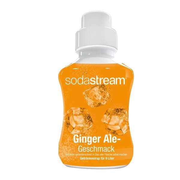 SodaStream Sirup Ginger Ale 375ml