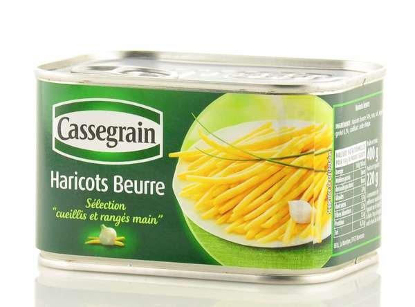Cassegrain Butterbohnen 400g / Atg. 220g