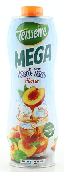 Teisseire Sirup Mega Eis Tee Pfirsich 1,3L