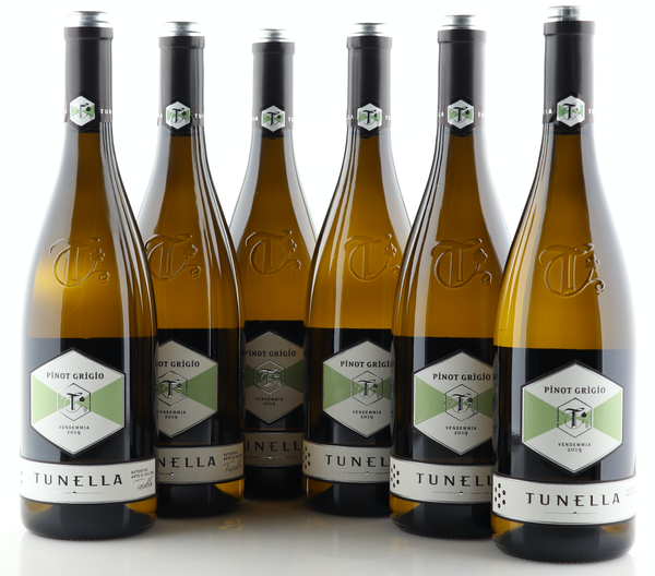 6 X La Tunella Pinot Grigio