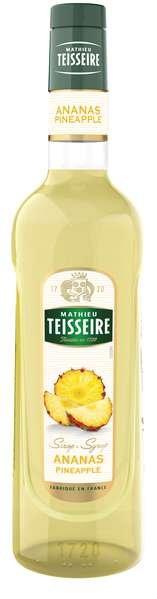 Bar Sirup Ananas - Teisseire Special Barman - 700ml