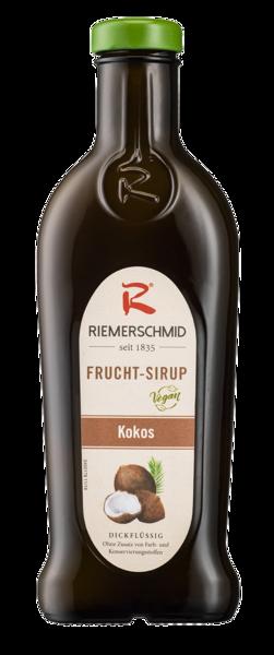 Riemerschmid Frucht-Sirup Kokos 0,5L