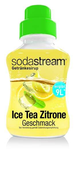 SodaStream Sirup Ice Tea Zitrone 375ml