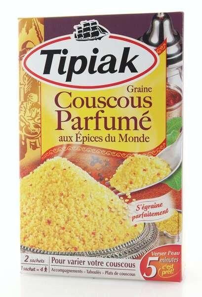 Tipiak Couscous mit Gewürze aus aller Welt 510g