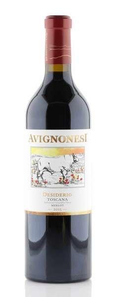 Avignonesi Desiderio Merlot Toscana - BIO