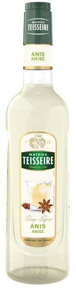Bar Sirup Anis - Teisseire Special Barman - 700ml
