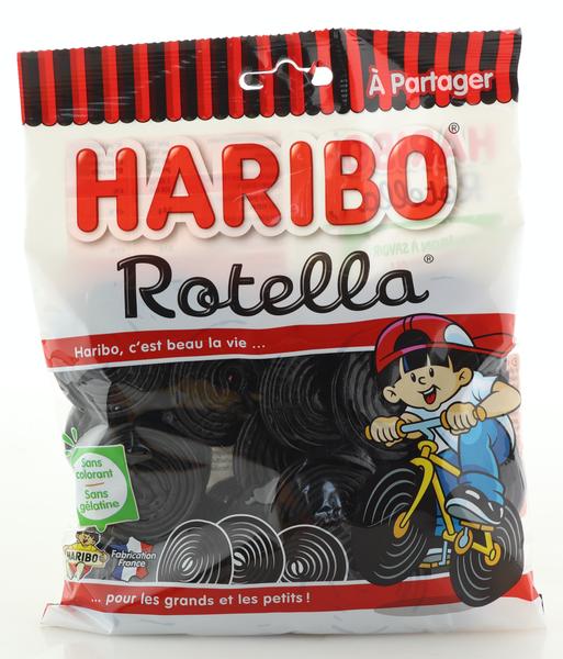 Haribo Lakritz Rotella 300g Beutel