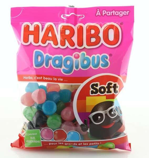 Haribo Dragibus Soft 300g Beutel