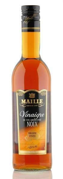 Maille Weinessig mit Walnuss 500ml