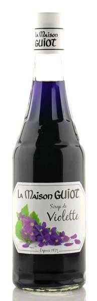 """La Maison Guiot Sirup Veilchen """"Violette"""" 700ml"""