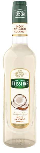 Bar Sirup Kokosnuss - Teisseire Special Barman - 700ml