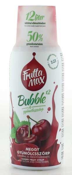 Frutta Max Bubble Sauerkirsch Sirup