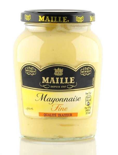 Maille feine Mayonnaise im 320gr. Glas