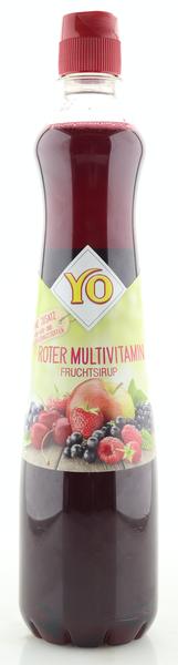 YO Sirup Roter Multivitamin