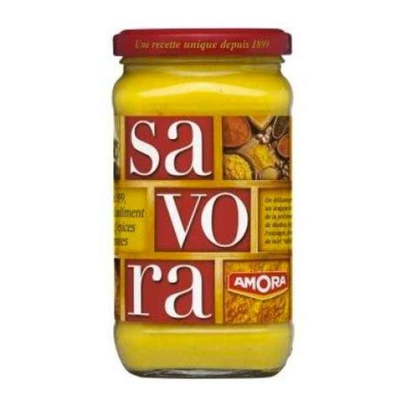 Amora Savora Senf im 385g Glas