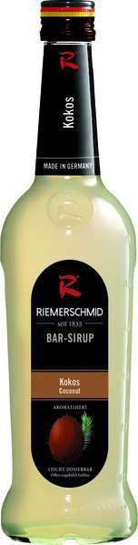 Riemerschmid Bar-Sirup Kokos 0,7L