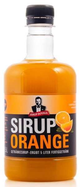 Sirup Royale Orange 0,5L