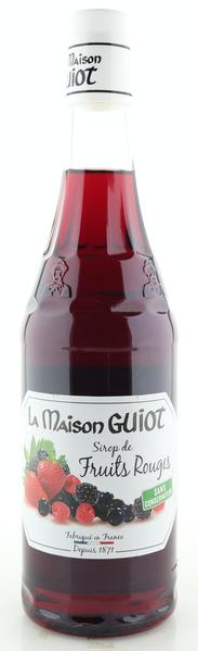La Maison Guiot Sirup rote Früchte 700ml
