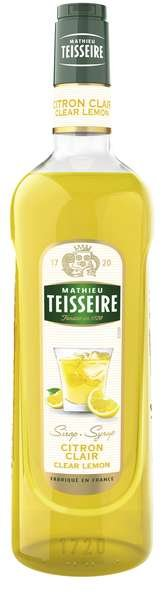 Bar Sirup Zitrone - Teisseire Special Barman - 1L