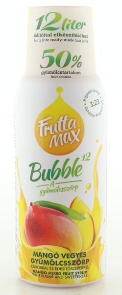 Frutta Max Bubble Mango Sirup