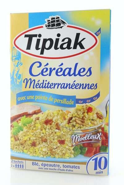 Tipiak Céréales Mediterran 400g