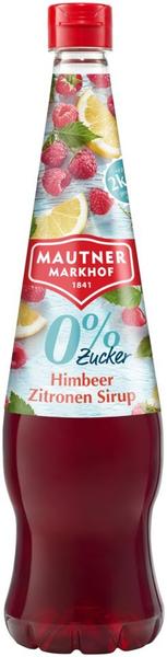 Mautner Markhof 0% Zucker Sirup Himbeere - Zitrone