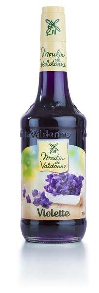 """Moulin de Valdonne Sirup Veilchen """"Violette"""" 700ml"""