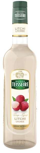 Bar Sirup Litschi - Teisseire Special Barman - 700ml