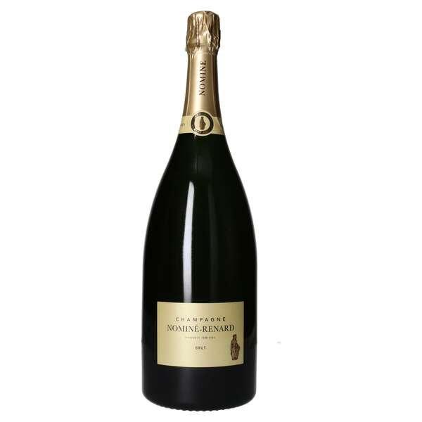 Nominé Renard Champagner Brut - Magnum