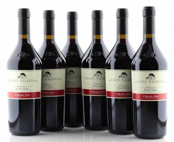 6 X St. Michael Eppan Sanct Valentin Pinot Noir Riserva