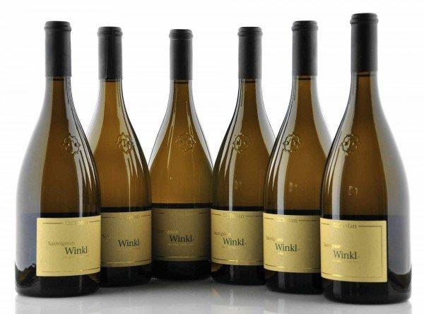 "6 X Terlan ""Winkl"" Sauvignon Blanc"